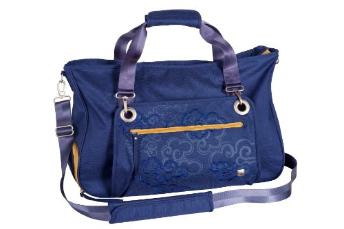 Haiku Gym/Weekender Bag, Indigo, 13.5 x 20 x 10-Inch image