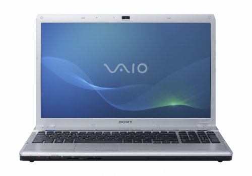 Sony VAIO VPC-F13UFX/H 16.4-Inch Widescreen Entertainment Laptop (Grey)