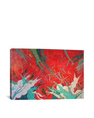 Lia Porto Gallery La Tierra No Es El Cielo Canvas Print