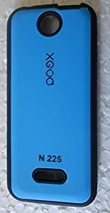 NBD XGOQ BACK CASE COVER FOR NOKIA 225 SKY BLUE