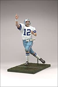 Dallas Cowboys Roger Staubach Action Figure by Lucky Yeh International, Ltd