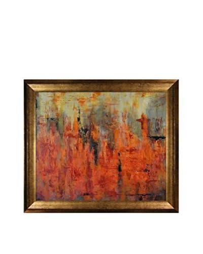Carla Figallo Lima Framed Print on Canvas