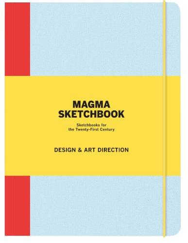 Magma Sketchbook: Design & Art Direction