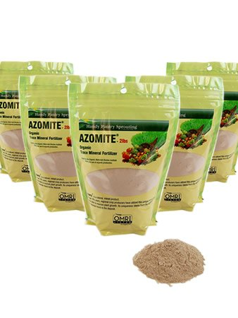 10 lbs of azomite omri organic trace mineral soil for Soil minerals
