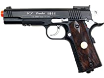 WG Model-4321 Tactical Combat 191 1911 Gas CO2 Non-blowback Black 500 fps colt Airsoft Pistol BB gun firearm weapon replica soft air PrimaU CNB-4601