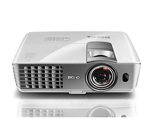 BenQ full HD projector home models (2200lm/HDMI with / 3D-enabled / short-focus) W1080ST