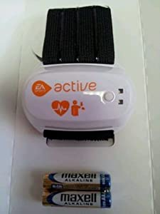 Wii EA Active 2 Heart Rate Monitor