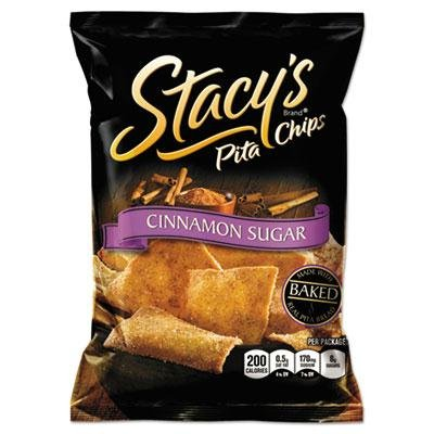 Brand New Stacy'S Pita Chips 1.5 Oz Bag Cinnamon Sugar 24/Carton front-932289