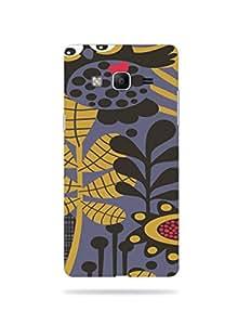 alDivo Premium Quality Printed Mobile Back Cover For Samsung Z3 / Samsung Z3 Printed Mobile Case (XT037Y-3D-B43-SZ3)