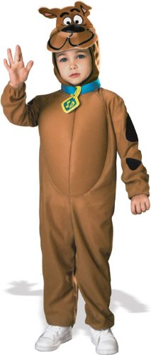 Scooby-Doo Child'S Scooby Costume, Toddler: 1-2 Years front-467338