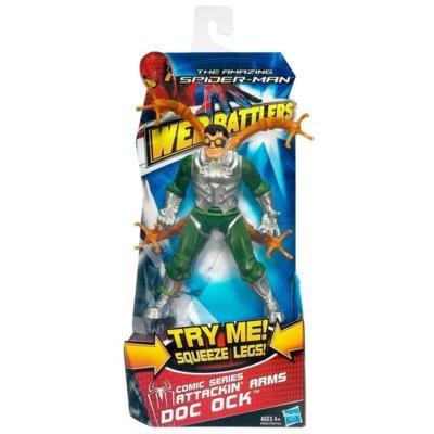 Spider Man Web Battlers - CLASSIC DOC OCK BATTLER - 1