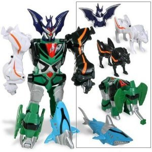 Amazon.com: Power Rangers - JUNGLE FURY - TRANSFORMING ...