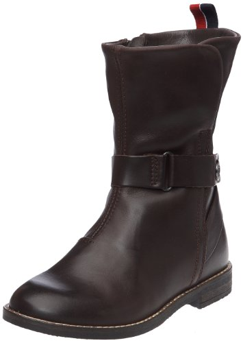 Tommy Hilfiger Girls MEIZ 3B Boots FG56814578 Coffee Bean 21 12.5 UK