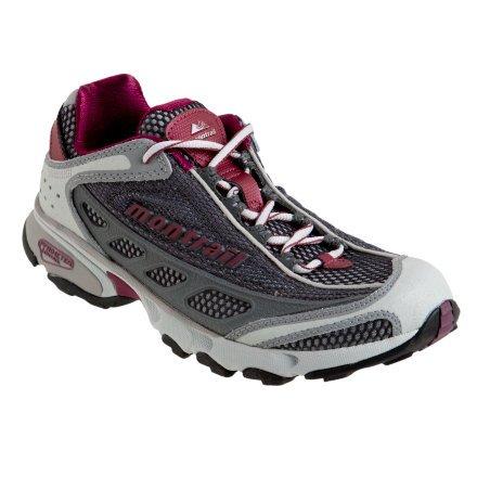 Hardrock 09 Trail Running Shoe - Women's Stainless/Rhodo 06.5 by Montrail