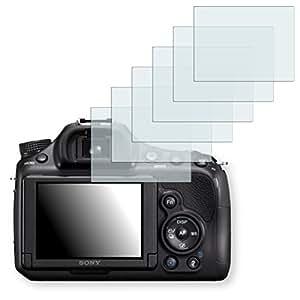 6x Film de protection d'écran Ultra Clear pour Sony SLT-A58K Alpha