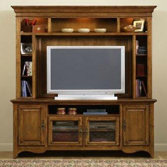 Cheap Entertainment TV Stand by Liberty – Medium Oak Finish (140-TV00) (140-TV00)