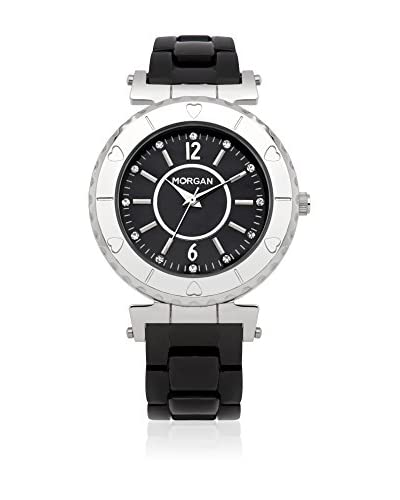 Morgan de Toi Quarzuhr Woman M1125B schwarz 34 mm