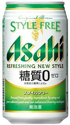 アサヒ スタイルフリー 350ml × 3ケース(72本)