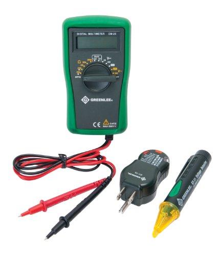 Greenlee Tk-30A Basic Electrical Kit, 1-Pack