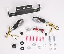 Targa Tail Kit W/Signals Black for Yamaha YZF R6 R6S 03-09