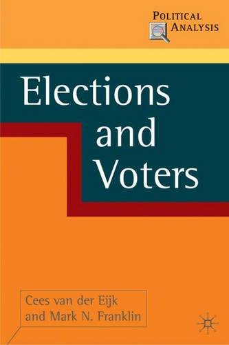 Elections and Voters (Political Analysis)