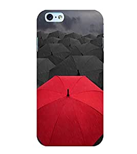 Umbrellas 3D Hard Polycarbonate Designer Back Case Cover for Apple iPhone 6S