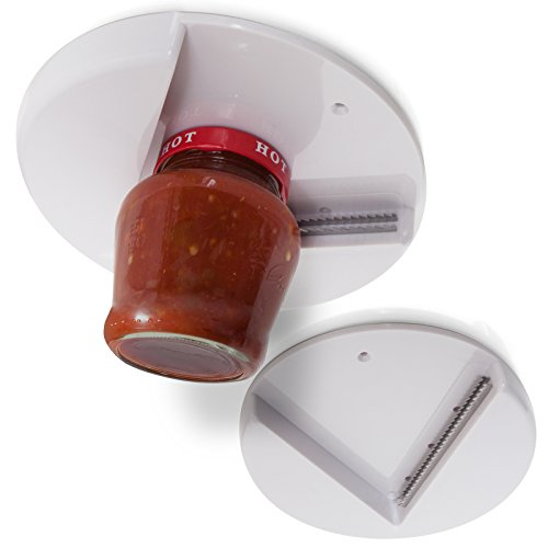 Oxgord Arthritis Jar Opener Qty 2 For Under The Kitchen