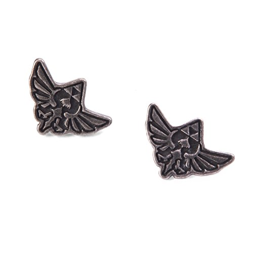 The Legend Of Zelda Skyward Sword Logo Earrings