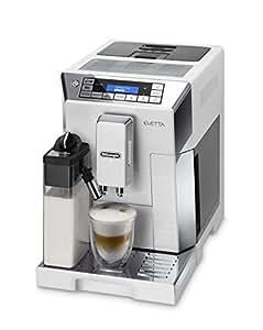 DeLonghi One Touch ECAM 45.366.W LatteCrema Kaffee-Vollautomat Eletta Cappuccino