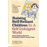 Raising Self-Reliant Children