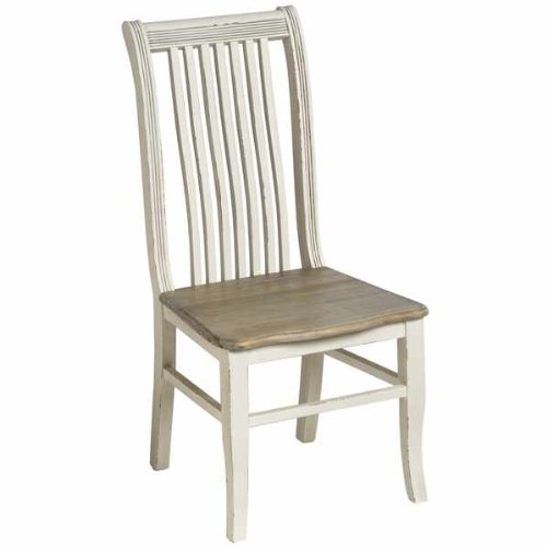 SHABBY CHIC FRENCH STYLE COUNTRY DINING CHAIR - TO MATCH THE DINING TABLES & OTHER STYLE OF CHAIR AVAILABLE ** FULL RANGE OF MATCHING FURNITURE IS AVAILABLE FOR BEDROOM, LIVING ROOM, KITCHEN, DINING ROOM, BATHROOM & HALL - OVER 60 ITEMS **