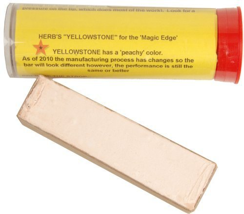 Herb's Yellowstone Honing and Stropping Compound (Knife Sharpening Compound compare prices)
