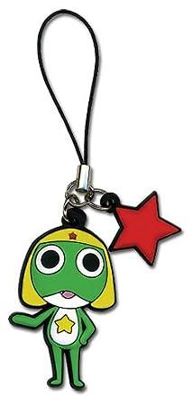 Sergeant Frog - Keroro phone charm porte-clés US Import Original et Officiel avec LIVRAISON GRATUITE