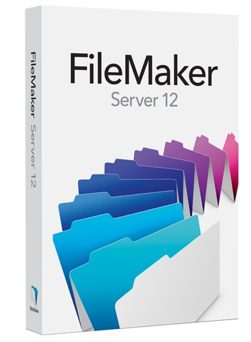 FileMaker Server 12 Upgrade Database Security Software