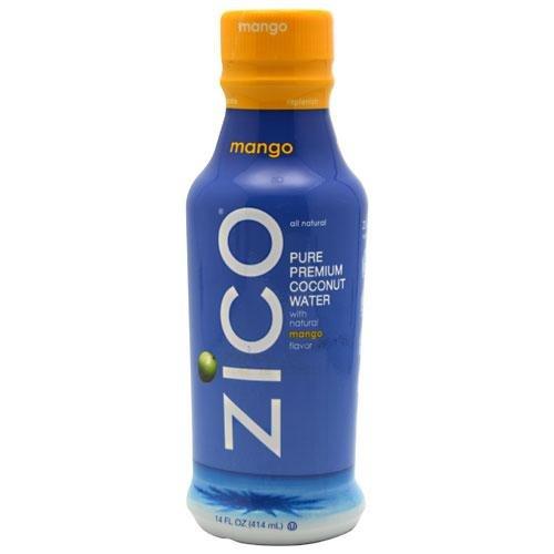 COCONUT WATER MANGO 14oz12/CS