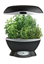 Aerogarden Weed AeroGarden Outlet Space Saver 6 Elite With Gourmet Herb Seed