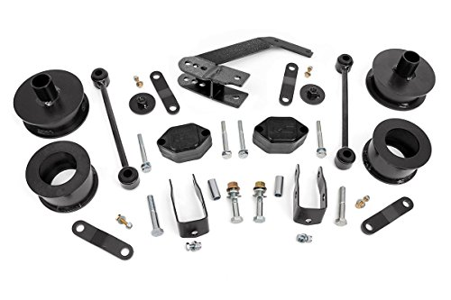 Rough Country - 635 - 2.5-inch Series II Suspension Lift Kit (2 Lift Kit Jeep compare prices)
