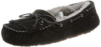 UGG Women's Mandie Slipper (5, Black)