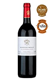 Bordeaux Merlot 2010 - Case of 6