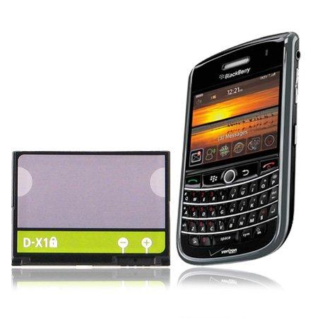 Replacement Generic Battery For Blackberry Tour 9630 (D-X1) (Verizon, Sprint, U.S. Cellular)