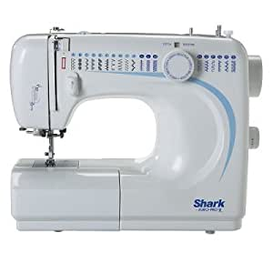 Shark 60 stitch sewing machine 384 for Arts and crafts sewing machine