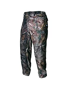 Rivers West Men's Ranger Trouser Midweight Fleece Fabric - Realtree AP, Medium