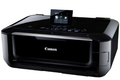Canon インクジェット複合機 PIXUS MG6230BK 光ナビUI 6色W黒インク 自動両面印刷 有線・無線LAN搭載 サイレントモード搭載 ECO設定付 ブラックモデル PIXUSMG6230BK