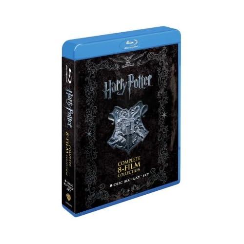 【初回生産限定】ハリー・ポッター ブルーレイ コンプリートセット [Blu-ray]