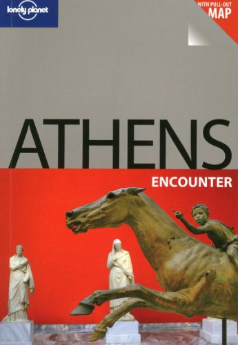 Lonely Planet Athens Encounter