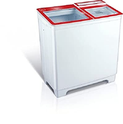 Godrej WS 820 PDL Semi-automatic Top-loading Washing Machine (8.2 Kg, Ruby Sprinkle)