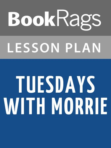 BookRags - Tuesdays with Morrie Lesson Plans (English Edition)