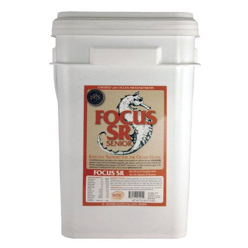 Source Focus Senior 25Lb