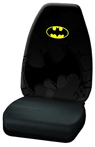 Plasticolor 006593R01 Warner Brothers Batman Shattered High Back Seat Cover at Gotham City Store