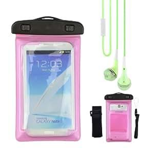 Ebigvalue Mobile Case - Pink